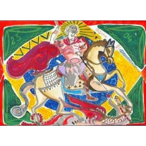 Salve Jorge! Saint George!