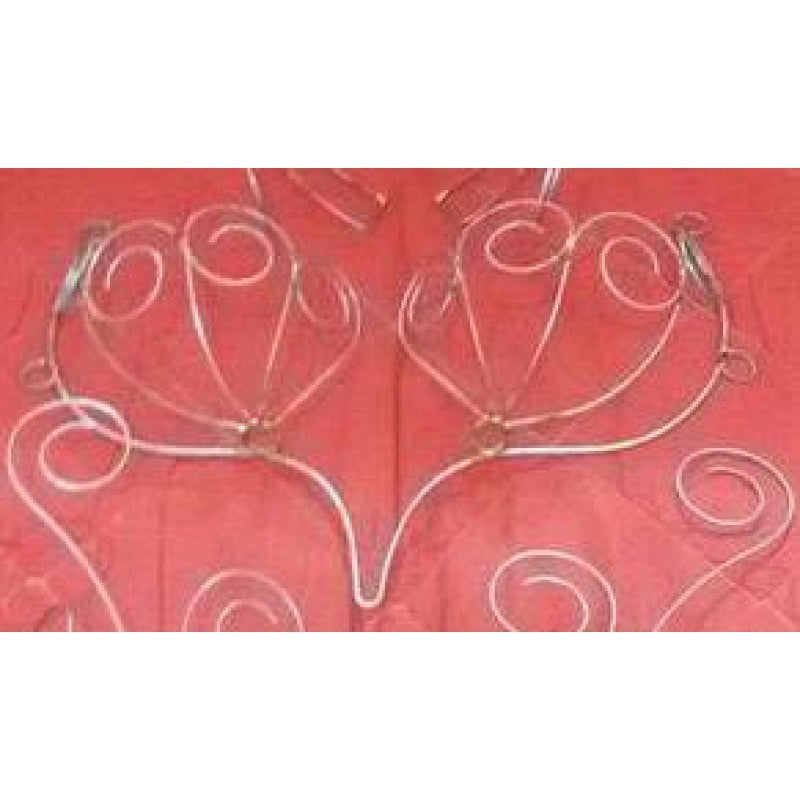 Wire Frame Set - Swirls