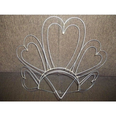 Headdress Wire Frame - Hearts - BrazilCarnivalShop