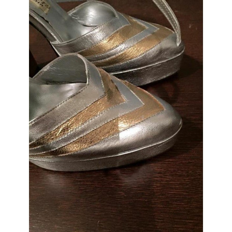 Chevron Leather Samba Dance - BrazilCarnivalShop