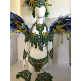 Brasilliana Luxury Bikini Costume