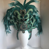 Verde Mar Headpiece