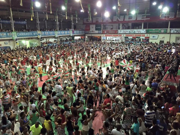 Visit Samba School & Dance with Team Egili
