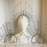 Headdress Wire Frame - Dots and Spikes - BrazilCarnivalShop