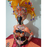 Peachy Tropical Delight - BrazilCarnivalShop