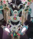 Luminous Luxury Bikini Samba Costume - BrazilCarnivalShop