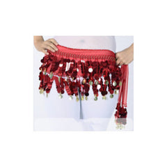 Chiffon Sequinned Waistband