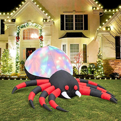 Halloween Inflatable Spider