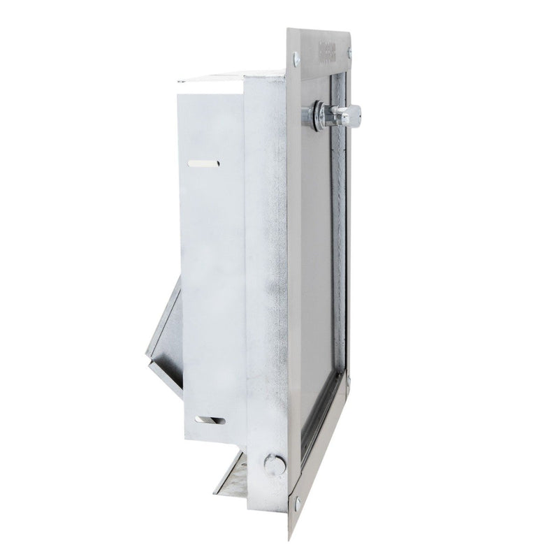 "Midland ""Style"" Stainless Steel Trash Chute Door"