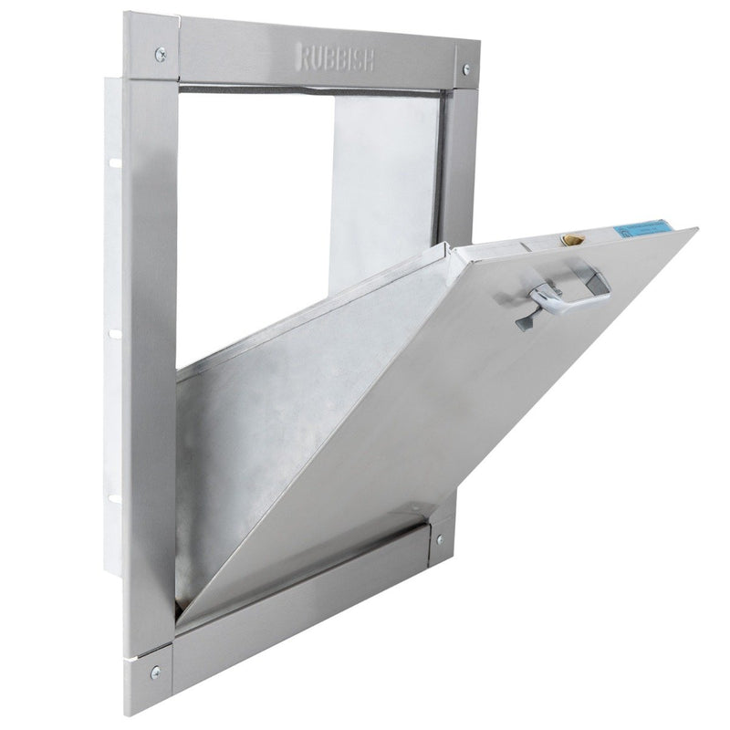 "Wilkinson Style ""Signature Series"" Stainless Steel Trash Chute Door Replacement"