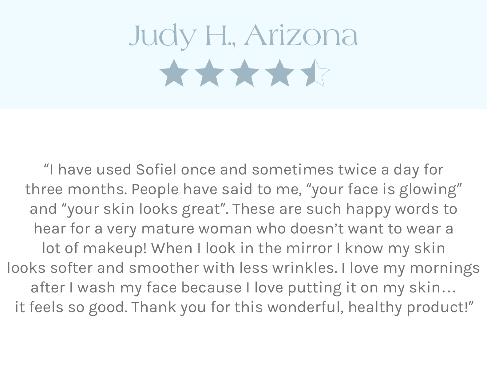 Judy H. Peri Review