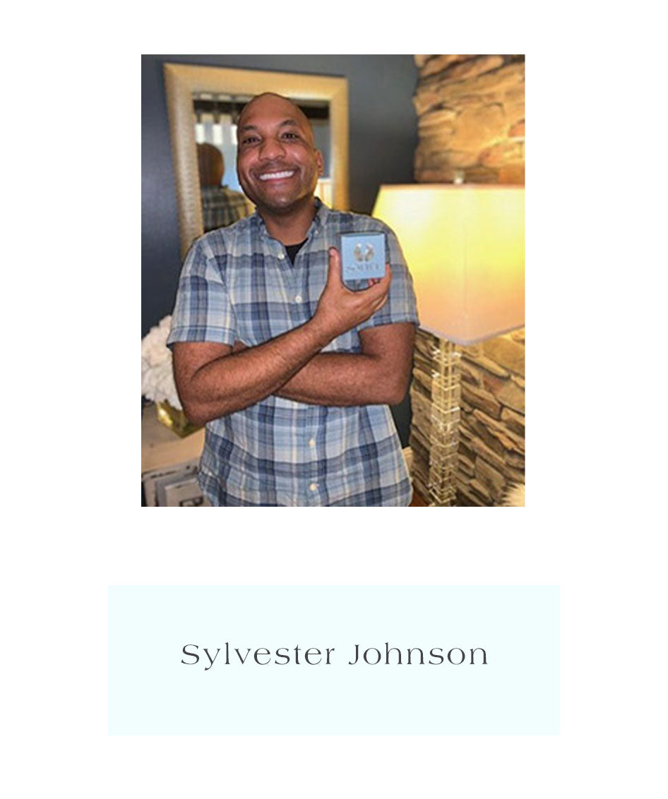 Sylvester Johnson Fan Pic