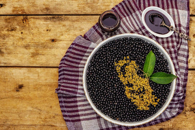 7 amazing reasons why elderberry is an organic superfood