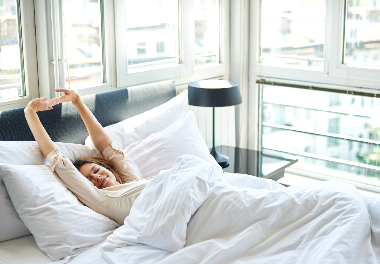 5 benefits of a good night's sleep