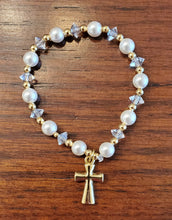 Load image into Gallery viewer, Rosary Bracelet