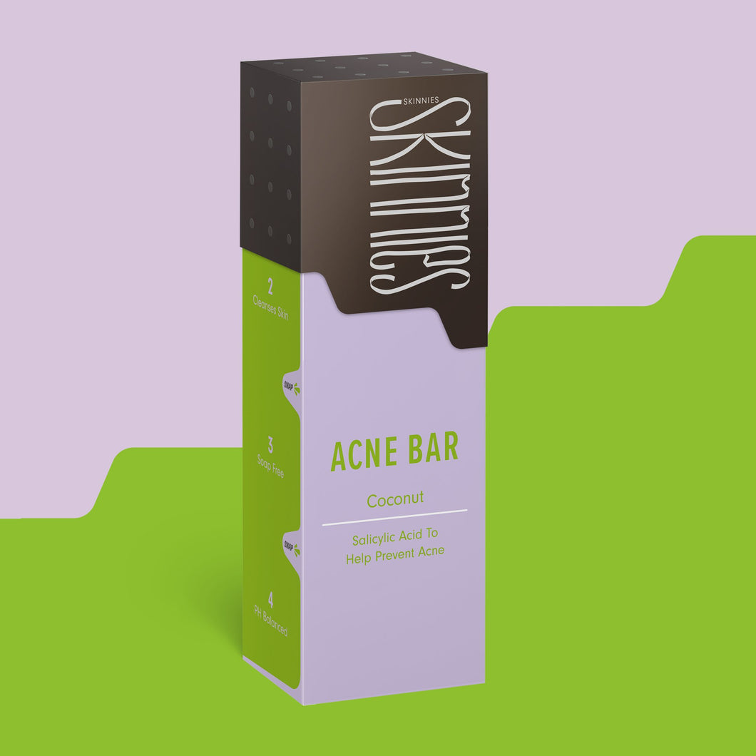 Acne Bar Coconut