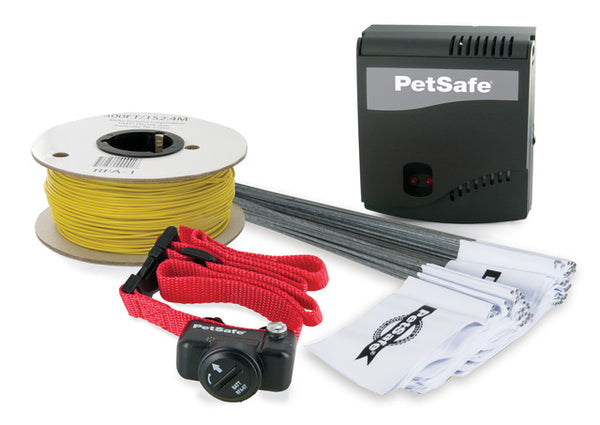 PETSAFE IN-GROUND RAADIOPIIRDE SÜSTEEM