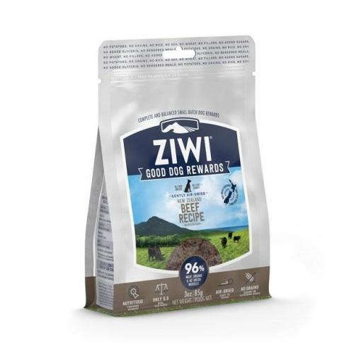 Ziwi Treeningmaius Good Dog Rewards New Zealand Beef 85g
