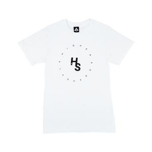 Open image in slideshow, Higher Standards T-Shirt - Circle Logo
