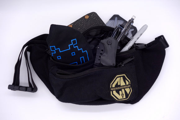 Combat Night Fanny Pack