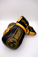 Combat Night Gold Standard Boxing Gloves 16oz Adult