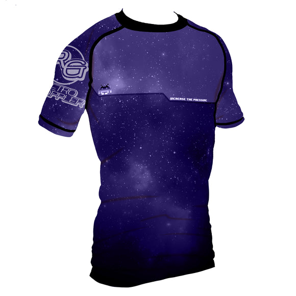Youth - Galaxy Increase the Pressure Rash Guard