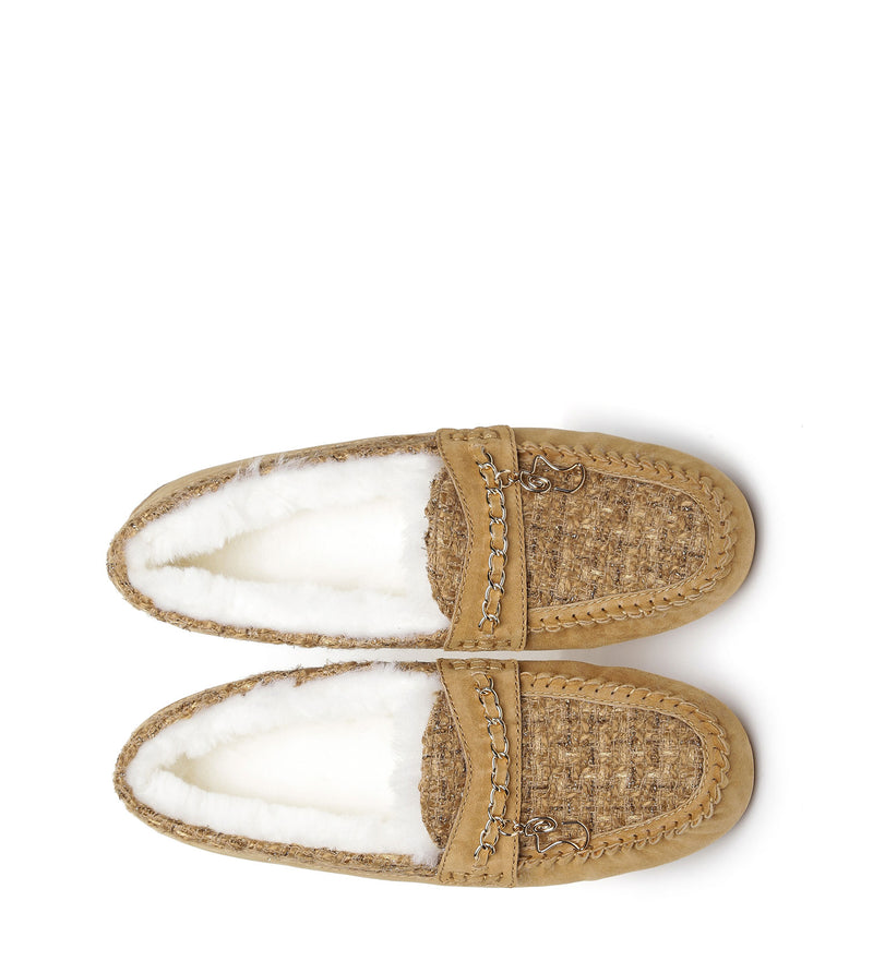 String Moccasin