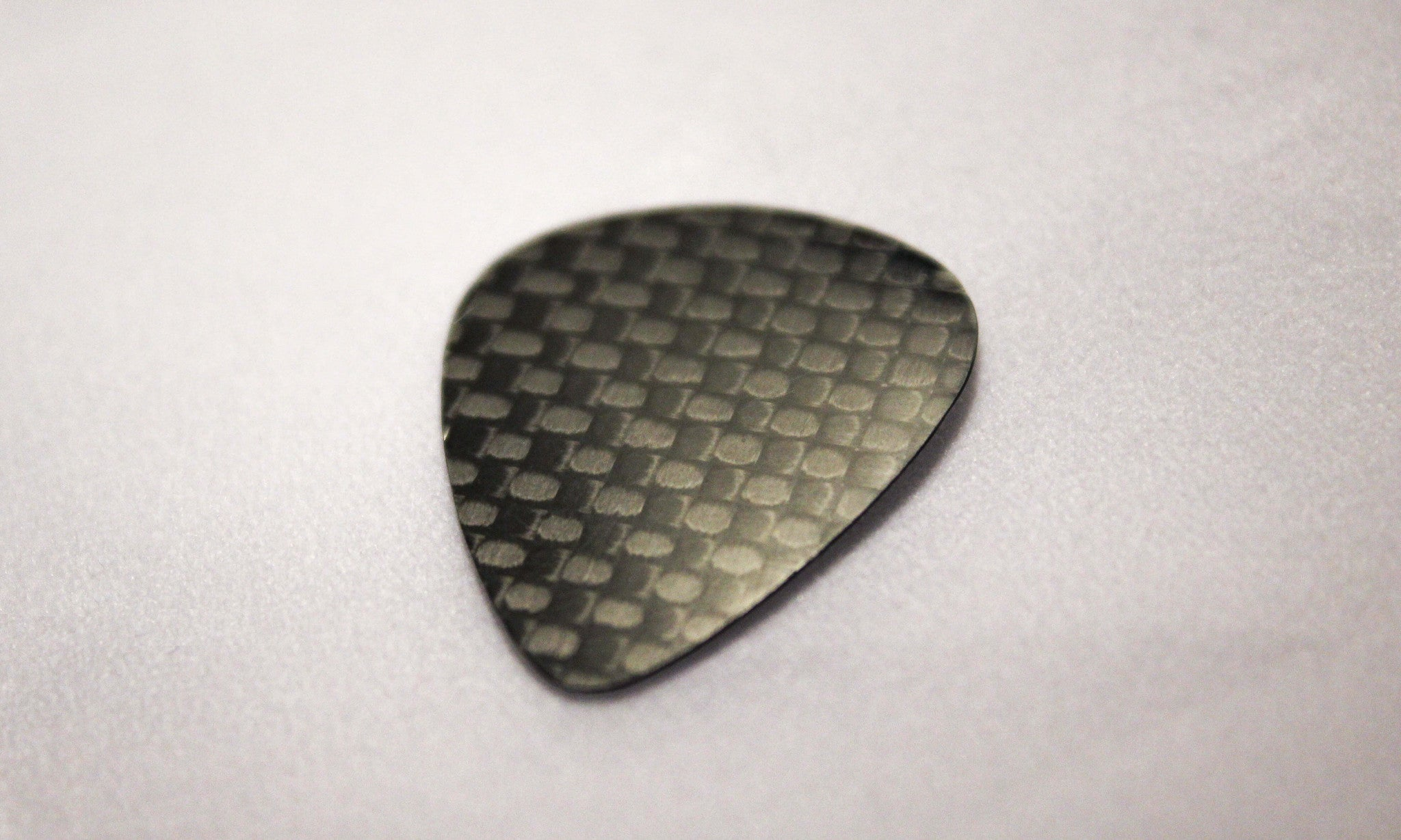 Carbon Fiber Guitar Pick 0.2 mm -  - 1