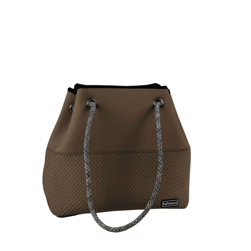 Bucket Bag (Cocoa Brown) - Nuprene.co