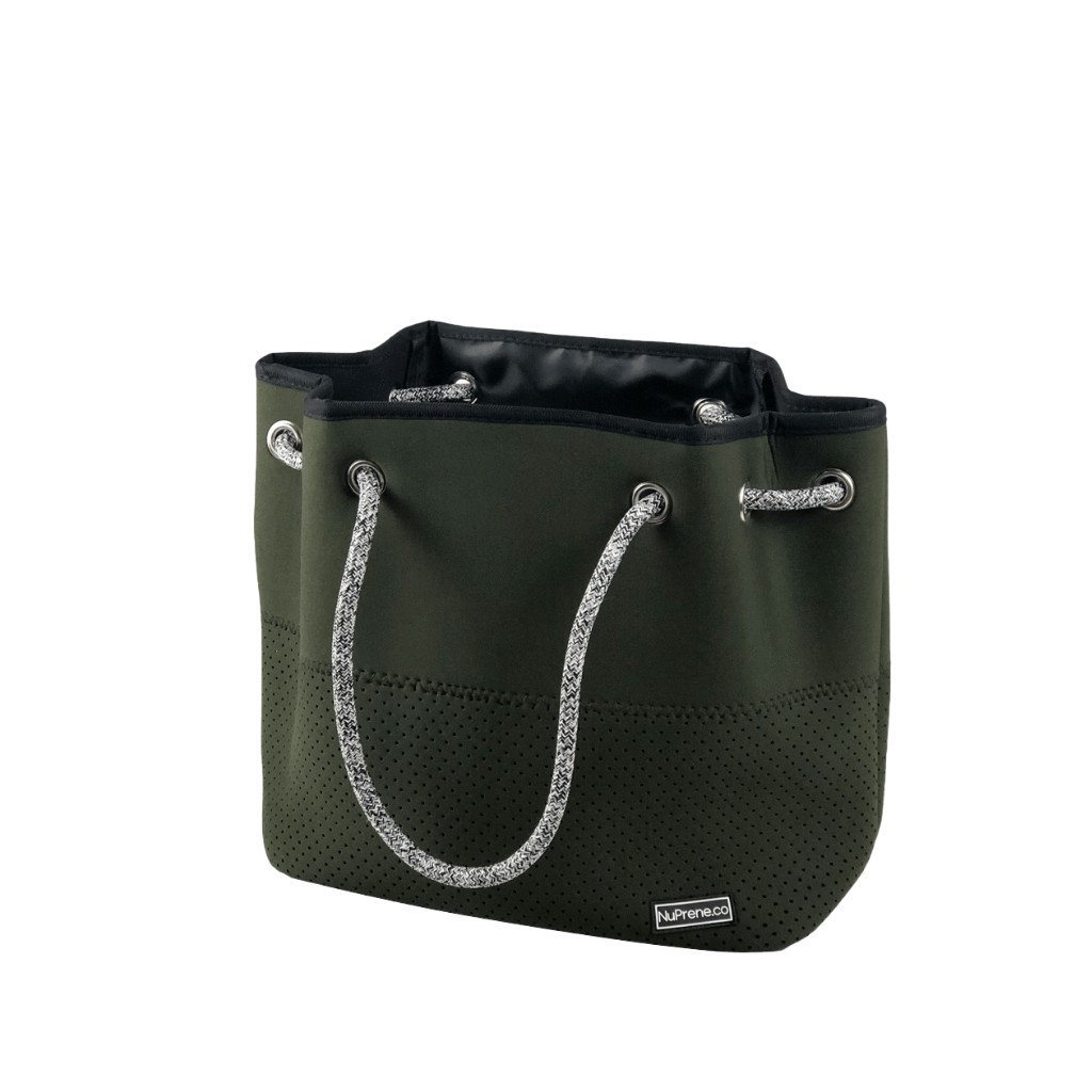 Bucket Bag (Army Green) - Nuprene.co