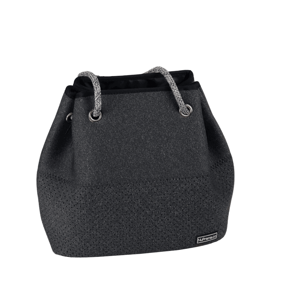Bucket Bag (Dark Marle Grey) - Nuprene.co
