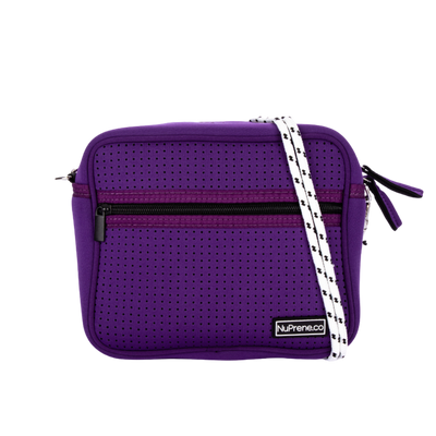 Box Sling Lavender Bag - Nuprene.co