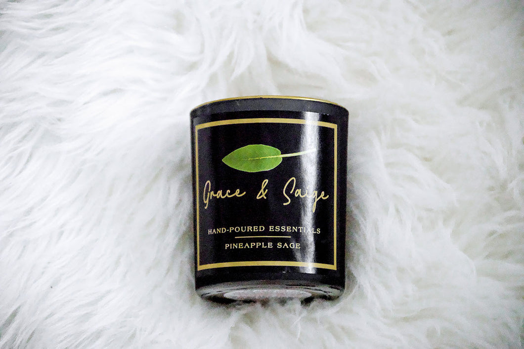 Pineapple Sage Candle