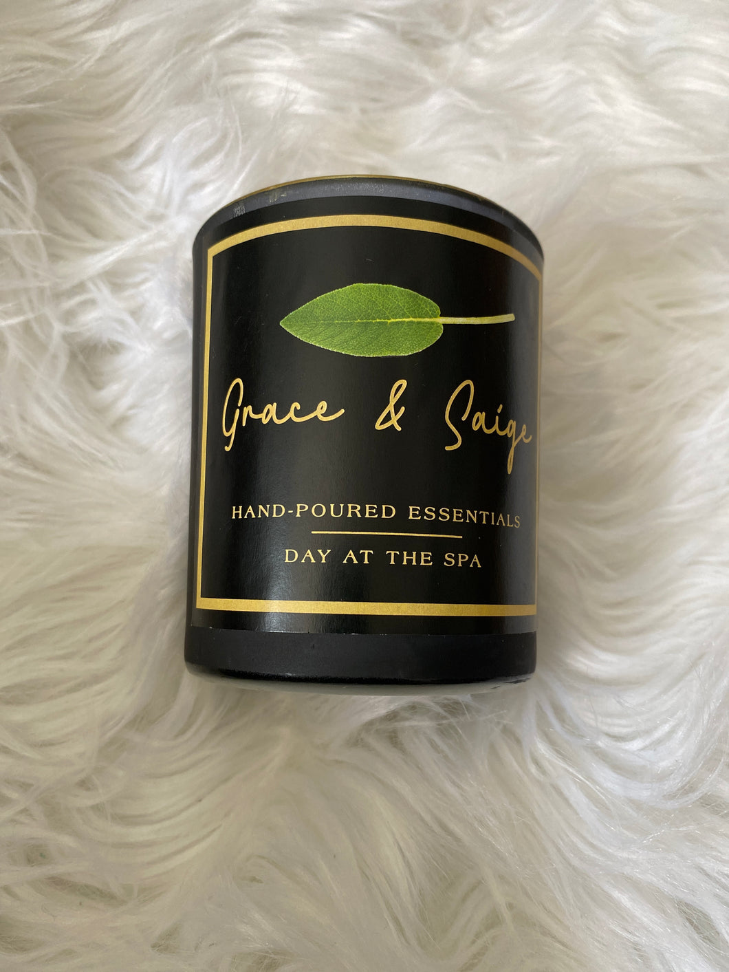 Day At The Spa Candle