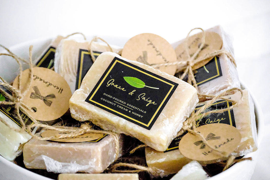 Bamboo Coconut Soap