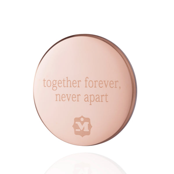Twist BACK Rose Gold: Together forever, never apart