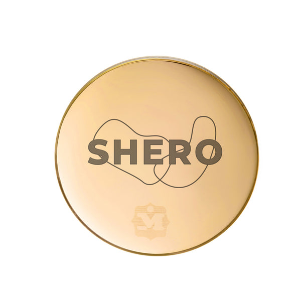 SHERO Twist Back, Gold