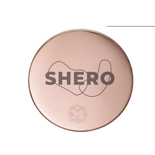 SHERO Twist Back, Rose Gold