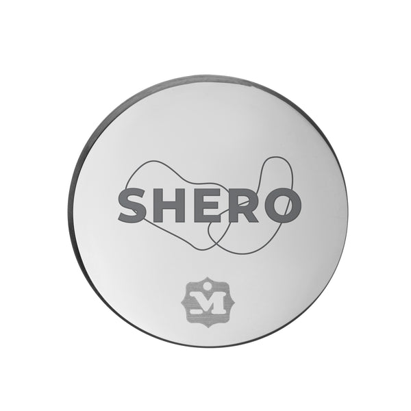 SHERO Twist Back, Silver