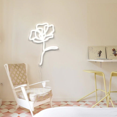 Magnolia - LED neon sign - yellowpop