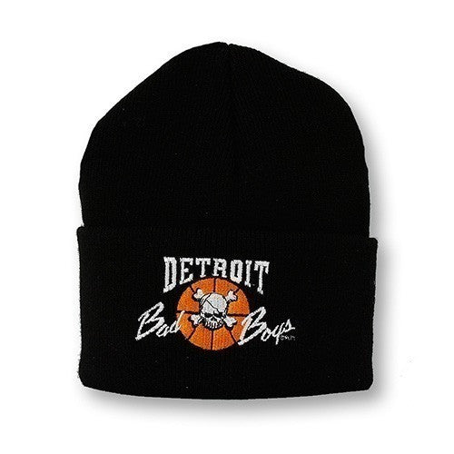 Detroit Bad Boys Cuffed Beanie