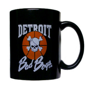 Detroit Bad Boys Ceramic Mug