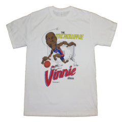 "Vinnie ""The Microwave"" Johnson Caricature T-Shirt"
