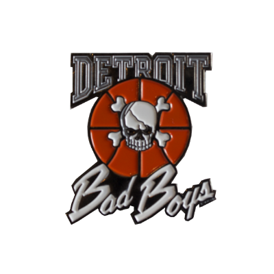 Detroit Bad Boys Pin