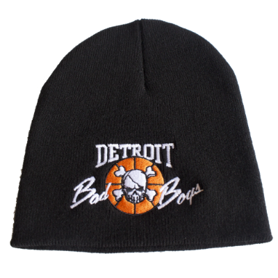 Wholesale * Detroit Bad Boys Classic Beanie