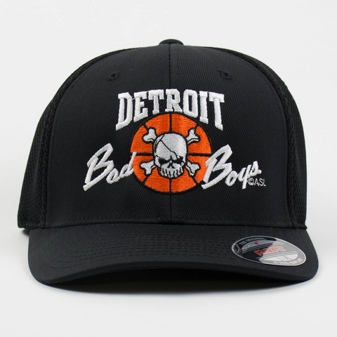 Detroit Bad Boys Flexfit Cap