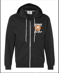 Wholesale * Detroit Bad Boys Zip-Hoodie