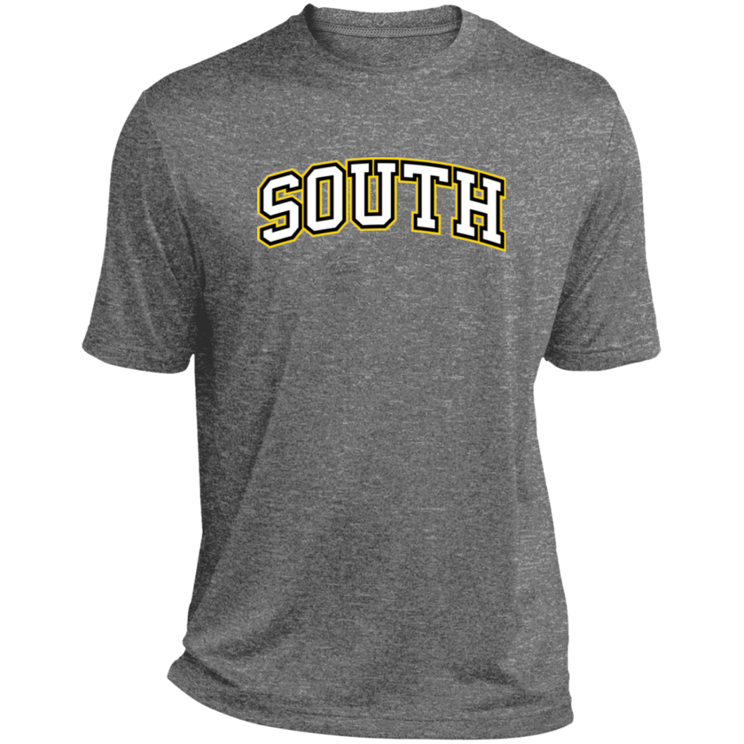 South Heather Dri-Fit Moisture-Wicking T-Shirt