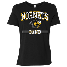 Load image into Gallery viewer, Hornets Band Ladies' Relaxed Jersey Short-Sleeve T-Shirt