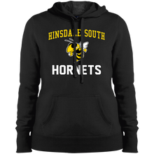 Load image into Gallery viewer, Hinsdale South Hornets Ladies' Pullover Hooded Sweatshirt